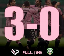Palermo – Monopoli 3-0 (Video)