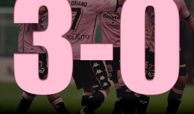 Palermo – Monopoli 3-0 (Video)