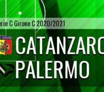 Catanzaro – Palermo FC, in chiaro TV, date ed orari recuperi