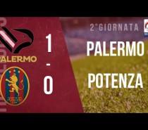 Palermo-Potenza 1-0 (VIDEO)