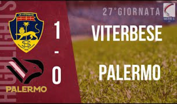 Viterbese – Palermo 1-0 (VIDEO)