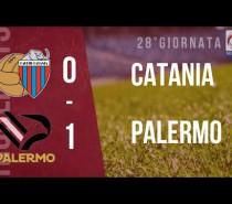 Catania-Santana 0-1 (VIDEO)