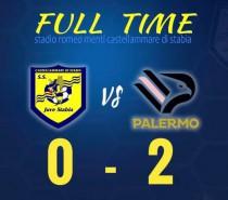 Juve Stabia-Palermo 0-2 si va avanti … tutto sui Playoff