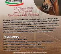 """""""Oltre le barriere"""" al Campo ostacoli della Favorita a Palermo (VIDEO)"""