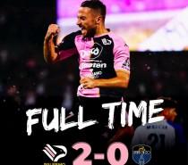 Palermo-Latina 2-0  (VIDEO)
