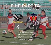 Palermo-Picerno 4-1 Coppa Italia (VIDEO)