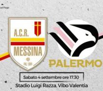 Tonfo del Palermo a Messina solo 1-1 (VIDEO)