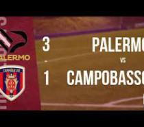 Palermo-Campobasso 3-1 (Video)