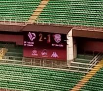 Catanzaro-Palermo Ottavi di Coppa Italia (VIDEO)