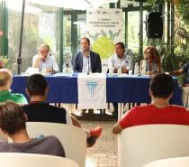 """Conferenza Stampa 7° Torneo Intern.le Junior """"Città di Palermo"""" 2021 VIDEO)"""